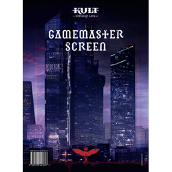 Kult 4th ed: Gamemaster Screen