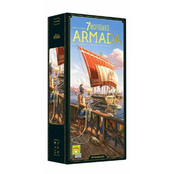 7 Wonders: Armada (2nd ed, sv. regler)