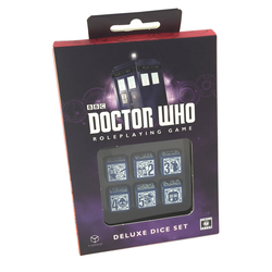 Doctor Who: Deluxe Dice Set