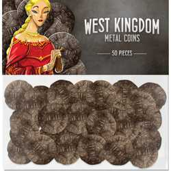 Architects of the West Kingdom: Metal Coins (50 st)