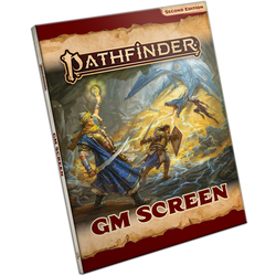 Pathfinder RPG: GM Screen (2nd ed)