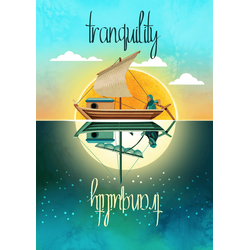 Tranquility Card Game