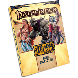 Pathfinder Pawns: Extinction Curse Pawn Collection
