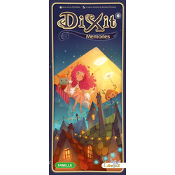 Dixit: Memories - expansion 6 (eng. Regler)