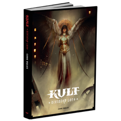 Kult 4th ed: Core Rulebook (Standard edition)