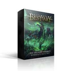 Nord Games: Ultimate Bestiary - The Dreaded Accursed Reference Deck #2