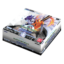 Digimon TCG: Battle Of Omni Booster BT05 Display (24)
