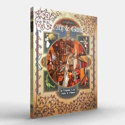 Ars Magica 5th ed: City and Guild
