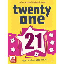 Twenty One (sv. regler)