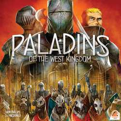Paladins of the West Kingdom (inkl. KS promo)