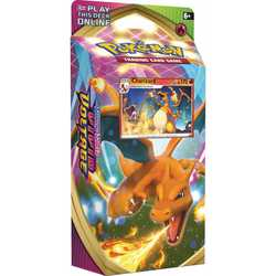 Pokemon TCG: Sword & Shield - Vivid Voltage Theme Deck Charizard