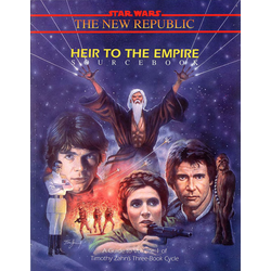 Star Wars RPG: The New Republic - Heir to the Empire