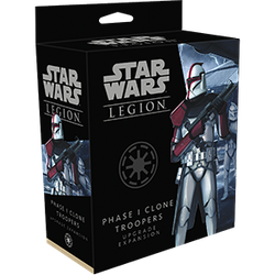 Star Wars: Legion - Phase I Clone Troopers Upgrade