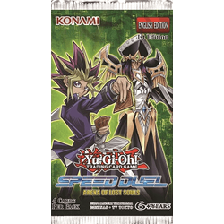 Yu-Gi-Oh! TCG: Speed Duel - Arena of Lost Souls Booster Pack