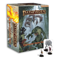 Pathfinder Pawns: Bestiary 1 Pawn Box (2nd Edition)