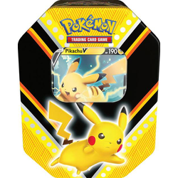 Pokemon TCG: V Power Tin 2020 - Pikachu V