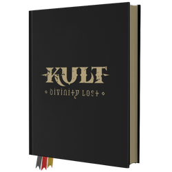 Kult 4th ed: Core Rulebook (Bible edition)