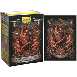 "Dragon Shield Sleeves - Standard Art Sleeves ""Emperor Scion: Coat-of-Arms"" (100 ct. in box)"
