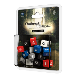 Outbreak Undead 2nd Edition: Game Dice