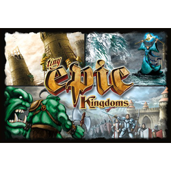 Tiny Epic Kingdoms 2nd Ed