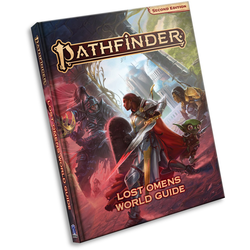 Pathfinder RPG: Lost Omens World Guide