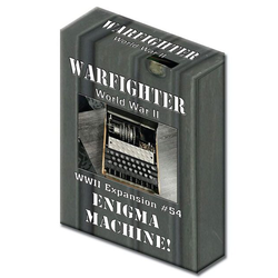 Warfighter WWII: Expansion 54 - Enigma Machine