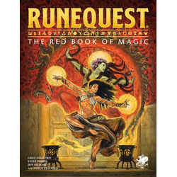 RuneQuest: The Red Book of Magic