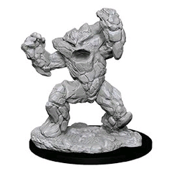 Nolzur's Marvelous Miniatures (unpainted): Earth Elemental