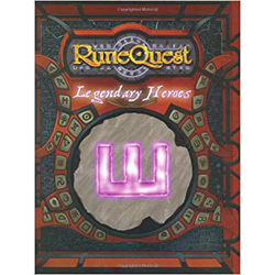 RuneQuest: Legendary Heroes