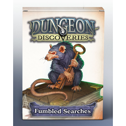 Nord Games: Dungeon Discoveries – Fumbled Searches
