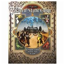 Ars Magica 5th ed: Tales of Mythic Europe