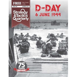 Strategy & Tactics Quarterly: Issue 6, D-Day 75th Anniversary