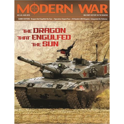 Modern War, Issue 42 - The Dragon that Engulfed the Sun