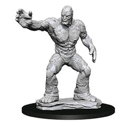 Nolzur's Marvelous Miniatures (unpainted): Clay Golem
