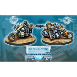 Haqqislam - Kum Motorized Troops (Box of 2)