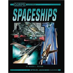 GURPS 4th ed: Spaceships