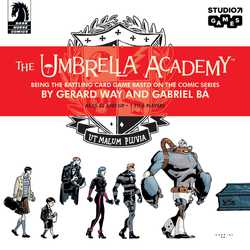 The Umbrella Academy Game (Standard edition)