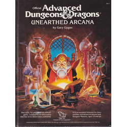 ADD: Unearthed Arcana