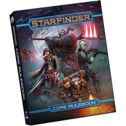 Starfinder: Core Rulebook (pocket)