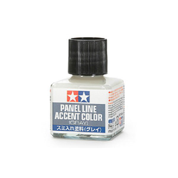 Tamiya: Panel Line Accent Color Gray (40ml)