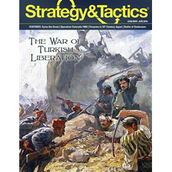 Strategy & Tactics: Issue 309: The War of Turkish Liberation