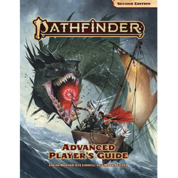 Pathfinder RPG: Advanced Players Guide (2nd standard ed)