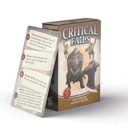 Nord Games: Critical Fail Deck 5E