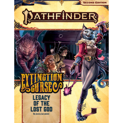 Pathfinder Adventure Path: Legacy of the Lost God (Extinction Curse 2)