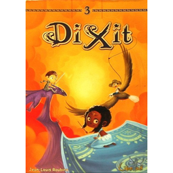 Dixit: Journey - expansion 3 (sv. & eng. regler)