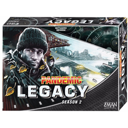 Pandemic Legacy: Season 2 - Black