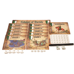 Swords & Sails: Minor Player Expansion - Caliphate of Qurtuba