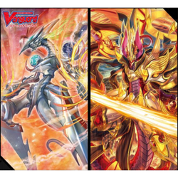 Cardfight!! Vanguard: Silverdust Blaze Booster Display (16)