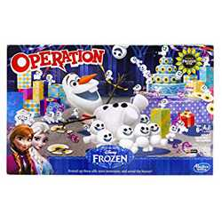 Disney Frozen Operation (sv. regler)