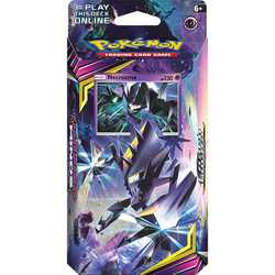 Pokemon TCG: Sun & Moon 11 Unified Minds Theme Deck Laser Focus (Necrozma)